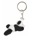 Pandabeer sleutelhanger 6 cm