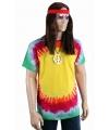 Hippie t-shirt explosion