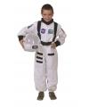 Verkleedkleding astronaut kostuum kind