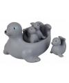 Badspeeltjes set zeehonden