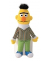 Sesamstraat gele Bert knuffeldier