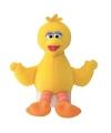 Sesamstraat gele Big Bird knuffeldier