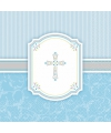 Eerste communie servetten blauw