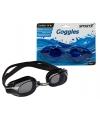Blauwe anti-chloor duikbril voor volwassenen