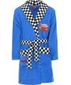 Blauwe Cars badjas voor jongens