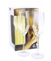 Prosecco glazen 4 stuks
