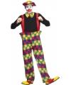 Clownspak voor heren
