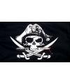 Piratenvlag Crossed sabres