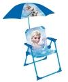 Disney Frozen vouwstoel met parasol