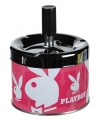 Drukasbak Playboy roze 12 cm