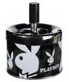 Drukasbak Playboy zwart 12 cm