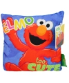 Elmo kussentje 18 cm