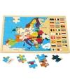 Aardrijkskunde puzzel Europa