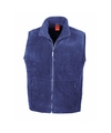 Warme fleece bodywarmer voor dames