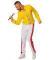 Queen rockstar kostuum Freddie Mercury