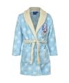 Frozen badjas licht blauw