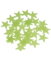 Lichtgevende sterren stickers 102 stuks