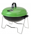 Groene barbecue rond 36 cm