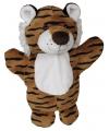 Pluche knuffel tijger 27 cm