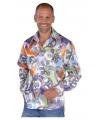 Hippie carnavals blouses heren Cool