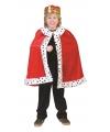 Koningskostuum voor kinderen