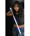 LED zwaard met disco bol 70 cm