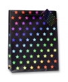 Luxe sterren thema kadozakje 18x23 cm