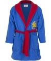 Blauwe badjas met Minions