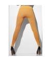 Fel oranje legging
