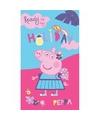 Peppa Pig strandlaken voor kids 70 x 120 cm