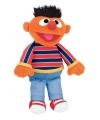 Sesamstraat oranje Ernie knuffeldier