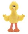 Sesamstraat gele vogel knuffeldier