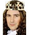 Koningskroon goud voor volwassenen