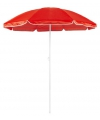 Strandparasols rood 150 cm
