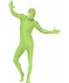 Second skin suit groen