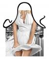 Keukenschort Marilyn Monroe jurkje