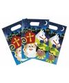 Sinterklaas partybags 6 stuks