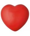 Stressballetje rood hart