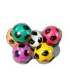 Voetbal stuiterbal 3,5 cm
