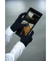 Gebreide smartphone handschoenen