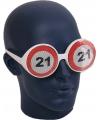 Verkeersbord bril 21 jaar