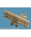 Model vliegtuigje Sopwith 853