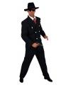 Verkleedkleding gangster heren